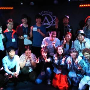 TK-Miwa、MUSIC PLANET卒業生懇親会へ@渋谷ASTRO LAB.