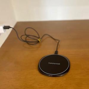 スマホ 急速 ワイヤレス充電器