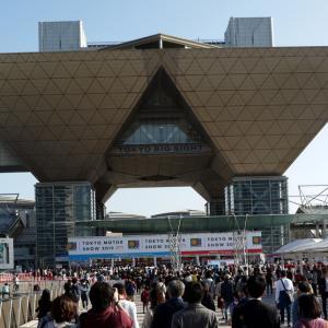 東京モーターショー2019に行ってきました(ホンダ、スズキのブース)