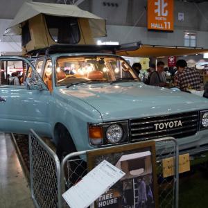 東京オートサロン2020(キャンピングカー編)