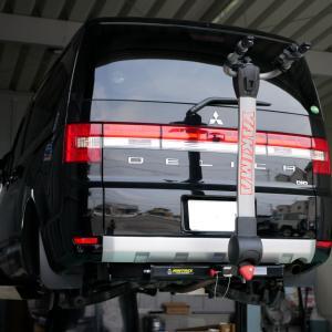三菱・デリカ(CV1W)の車検整備