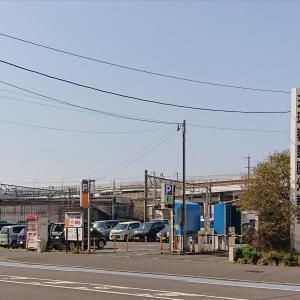 JR西小倉駅西駐車場→RJR西小倉