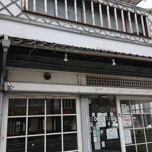 モスバーガー魚町南店→コインパーキング