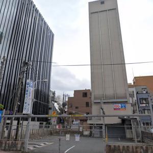 大坂町パーキング→ニッポンレンタカー小倉駅南口営業所