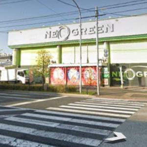 NEO GREEN 解体