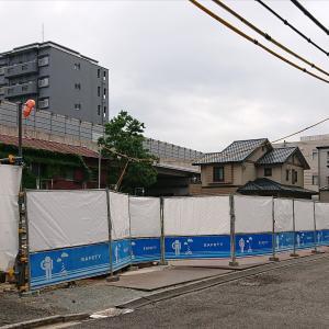 小倉北区白銀 建築計画