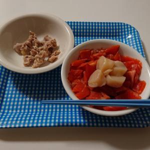 moyashi  tomato tori harami