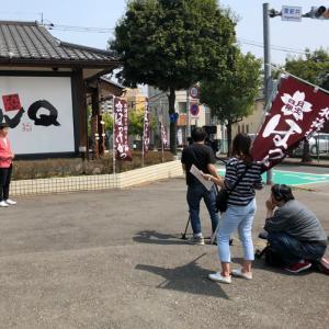 とんQつくば本店にTV取材!!