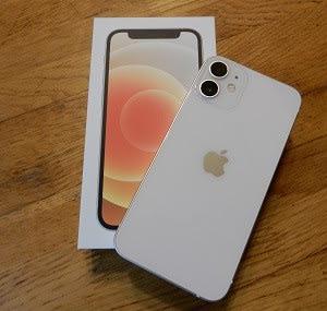 iPhone12ミニに機種変更!