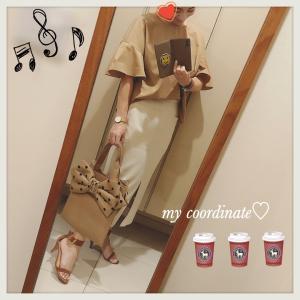 IENAの白タイトスカートで、自分の定番を作る!忙しい朝に時短で安心なワンツーコーディネート♡
