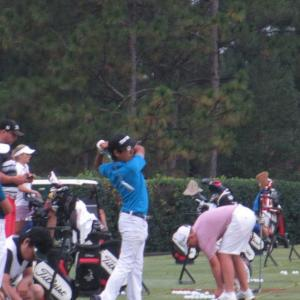 憧れのIMGゴルフアカデミーへ