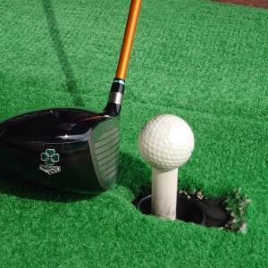 日常が戻りつつあるサザンゴルフガーデン→緑ゴルフコース