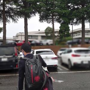 雨に強くなりたい梅雨のゴルフ