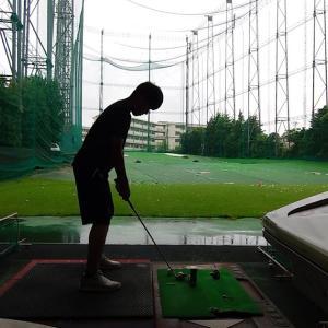 自分のゴルフを探す旅、引き続き