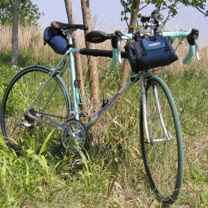 ブリヂストン GRAND VERO 多摩川サイクリング