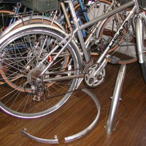 クロスバイク HEAD 700C