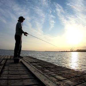 館山湾へi一泊二日でキャンプ&キス釣り