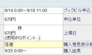 タスキ(2987)のIPO(新規上場)抽選結果と公募価格!