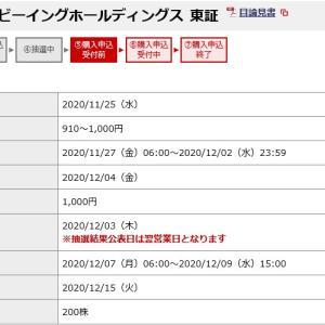 ビーイングホールディングス(9145)のIPO(新規上場)抽選結果と公募価格!