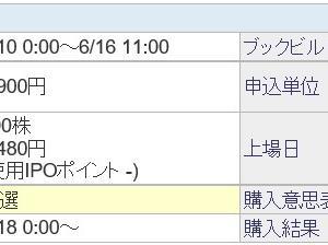 日本電解(5759)のIPO(新規上場)抽選結果と公募価格!