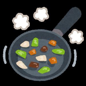 ニトリのとってのとれるフライパン「トレル」が便利!