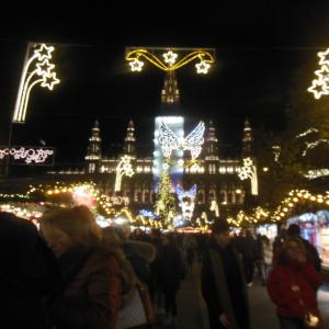 クリスマス市(市庁舎前広場)2