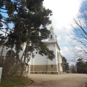 シュタインホーフ教会(オットー・ヴァーグナー設計)