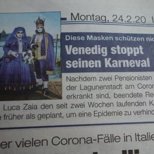 新聞からコロナ情報