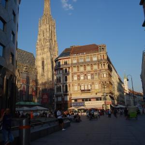 久しぶりの旧市街