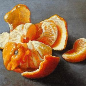 最新作のご紹介「クレメンタイン・オレンジ」