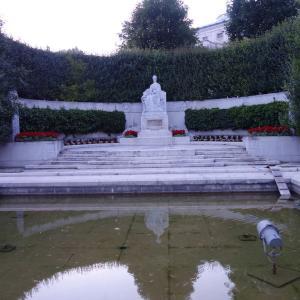 エリザベート皇妃像