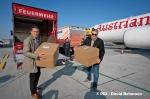 ウィーン市が衛生用品を緊急輸入