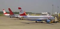 懐かしのオーストリア航空B737