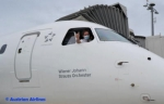 Safety first when flights resu‥オーストリア航空運行再開