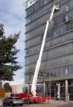 東京消防庁にローゼンバウアーのはしご車が登場