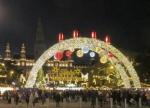 市庁舎前のクリスマスマーケット開催要領決まる