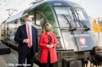 新しい連邦軍塗装の電気機関車Bundesheer-Lokが誕生
