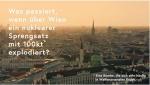 ウィーンに投下された核爆弾ビデオに騒然