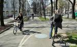 自転車利用者が増加したウィーン