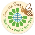 5月20日は「ミツバチの日(Tag der Biene)」