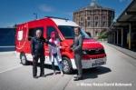 Wiener Netzeが電動消防車を導入