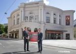 Raimund Theaterが新装オープン