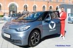 連邦軍が電気自動車を導入