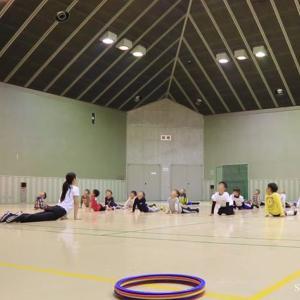 キッズヨガ コーディネーショントレーニング 第五期が始まりました