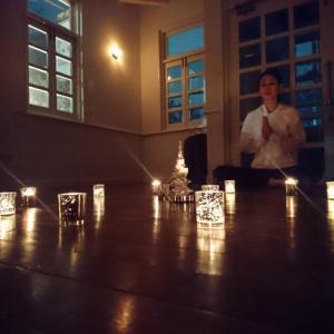 クリスマスイブの夜
