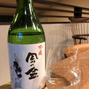 吟醸「風の盆」@福鶴酒造(^^)