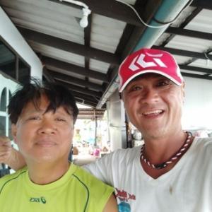 タイ 釣り情報 トラート苦戦の船上3泊 暴風半端ない