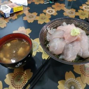 イソマグロ ハラス丼