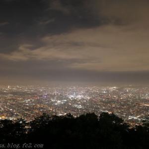 夏の北海道ひとり旅15 - 札幌夜景
