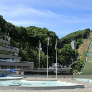 夏の北海道ひとり旅16 - 大倉山ジャンプ競技場